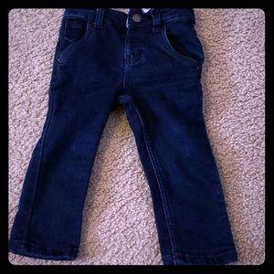 Dark denim cat& jack toddler jeans